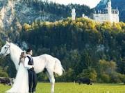 Làng sao - Ngắm ảnh cưới siêu lãng mạn của Châu Kiệt Luân
