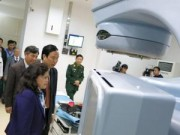 Tin tức - Thêm một trung tâm xạ trị ung thư hiện đại