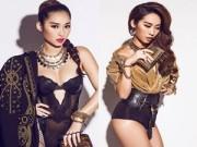 Người mẫu - Quỳnh Thy lại khiến phái đẹp ghen tị vì quá nóng bỏng