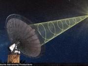 """Tin tức - Bắt được """"chùm sóng liên lạc"""" của người ngoài hành tinh?"""