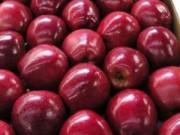 Y tế - Kiểm soát chặt táo từ Mỹ do nhiễm khuẩn gây chết người
