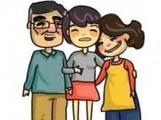 Eva tám - Nghẹn ngào với truyện tranh 'hãy nói lời yêu thương cha mẹ'