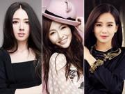 """Hậu trường - Những """"Nữ thần quốc dân"""" của màn ảnh Hoa ngữ"""