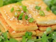 Bếp Eva - Đậu phụ chiên tẩm vừng giản dị mà ngon