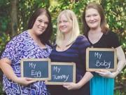 Bà bầu - Chuyện mang bầu kỳ lạ của 3 người mẹ và 1 đứa con