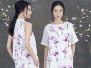 Thời trang - Chọn váy áo du xuân cho phái đẹp phương nam