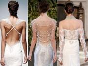 Thời trang cưới - Chiếc váy giúp cô dâu khiến chú rể say đắm ngất ngây