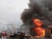 Tin tức - 49 người thương vong trong vụ nổ bom xe ở Philippines