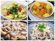 Bếp Eva - Gợi ý nhiều món ngon cho chiều thứ 7