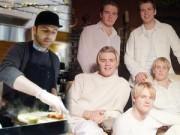 Làng sao - Cựu thành viên Westlife bán bánh, cà phê dạo kiếm sống