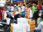 Mua sắm - Giá cả - Kinh tế TP.HCM đầu năm tăng tốc mạnh mẽ
