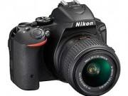 Eva Sành điệu - CES 2015: Nikon ra D5500, DSLR cảm ứng đầu tiên