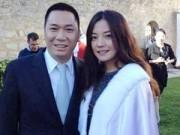 Làng sao - Vợ chồng Triệu Vy chi hơn 8.500 tỷ đồng mua cổ phiếu