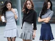 Thời trang công sở - Khảo giá chiếc váy được phái đẹp Nam - Bắc say mê