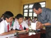 Tin tức - Quảng Ngãi đề nghị cung cấp số liệu 500 học sinh tảo hôn