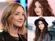 Làm đẹp - 5 kiểu tóc cho cô nàng lười vẫn sành điệu