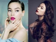 Làm đẹp - Top 5 sao Việt gợi cảm nhất với son đậm