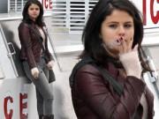 Làng sao - Lộ ảnh Selena Gomez tăng cân béo ú