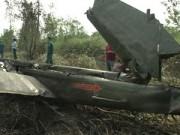 Người dân kể lại phút máy bay quân sự rơi ở TP.HCM