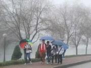 Tin tức - Ngày mai Hà Nội đón không khí lạnh, trời trở rét