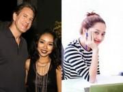 Làng sao - Thảo Trang bất ngờ nữ tính, Bảo Anh tươi tắn sau scandal hát nhép