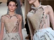 Thời trang - Tuyệt tác mất 3000 giờ để hoàn thiện của Valentino