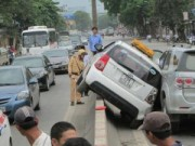 Tin tức - Hà Nội thu hồi giải phân cách cứng không phải vì tai nạn