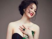 """Làng sao - MC Thanh Mai eo thon, ngực đầy """"khó cưỡng"""" tuổi 40"""