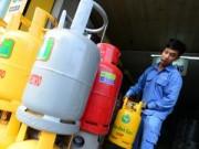 Tin tức - Giá gas tăng 5.000 đồng/bình 12 kg