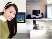 Nhà đẹp - Lã Thanh Huyền hào hứng khoe nhà chung cư sang mới tậu