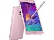 Góc Hitech - 10 smartphone hồng lãng mạn cho mùa Valentine