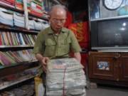 Tin tức - Người đàn ông lấy nhà làm thư viện tình nguyện
