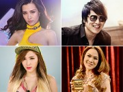 Làng sao - Những sao Việt vinh dự được fan quốc tế khen ngợi