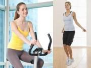Giảm cân - Tuyệt chiêu giảm cân tại nhà chỉ với 2 phút mỗi ngày