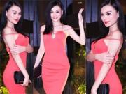 Người mẫu - Cao Thùy Linh eo thon, vai trần ngọt ngào