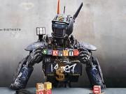 """Phim - """"Chappie"""" : Câu chuyện về robot thiện - ác"""