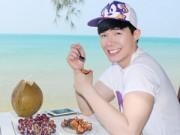 Làng sao - Nathan Lee tận hưởng kỳ nghỉ ở resort triệu đô