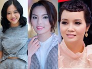 """Thời trang - Sao Việt bỗng """"xấu lạ"""" vì kiểu tóc sến sẩm"""