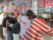 Tin tức - Nhiều doanh nghiệp Hà Nội, Hòa Bình chây ì giảm giá vé xe