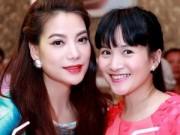 Làng sao - Vợ Bình Minh đẹp mặn mà bên Trương Ngọc Ánh