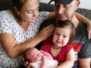 Bà bầu - Sinh con 4kg, mẹ chỉ mất 13 phút đau đẻ