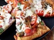 Bếp Eva - Đổi vị với pizza kim chi cho cuối tuần