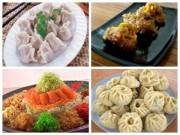 Bếp Eva - Các món ăn đem lại may mắn vào năm mới ở Châu Á