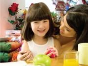Làm mẹ - Trẻ trưởng thành hơn nhờ bài học về ngày Tết truyền thống