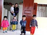 Tin tức - Chuyện của những đứa trẻ theo chân mẹ vào trại giam