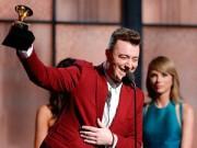 Làng sao - Sam Smith đại thắng tại Grammy 2015 với 4 giải đặc biệt