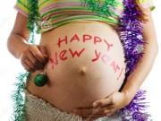 Mang thai 1-3 tháng - Tăng sức đề kháng cho mẹ bầu dịp Tết