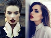 Làm đẹp - Bí quyết dùng son tối màu cho đôi môi thêm quyến rũ