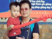 Làng sao sony - Ngắm con trai 2 tuổi kháu khỉnh của NS Đức Huy