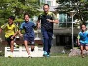 Tin tức - Các trường Singapore nỗ lực gắn kết tình cha con